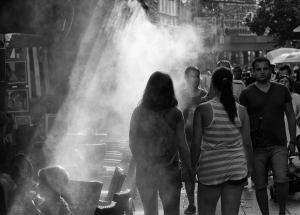 Street life Sarajevo