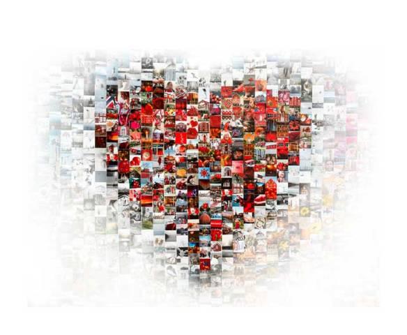 Hjerta som banke