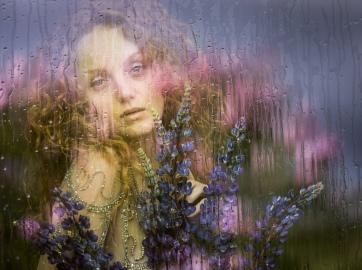"1. plass - ""Raindrops and reflectitons"", Håkon Grønning"