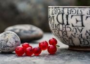 """Liv Stadsøy """"Litt rødt"""""""