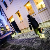 Foto: Morten Andersen | Tittel: På vei | Sted: Taraldsgårdsveita