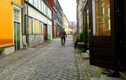 Foto: Johanne S Husø | Tittel: Mannen i veita | Sted: Brattørveita