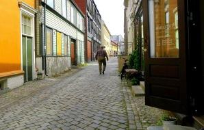 Foto: Johanne S Husø   Tittel: Mannen i veita   Sted: Brattørveita