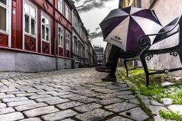 Foto: Lise Sørensen   Tittel: Stolt fortid, men hva med framtiden?   Sted: Brattørveita   På tur med en ihuga RBK fan i Brattørveita. Med uro rundt trenerbytte, og noen dårlige kamper bak seg, synes jeg dette bildet symboliserer usikkerheten som det er rundt laget for tiden.