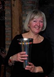 Eli Kristin Hårberg vant klassen Farge