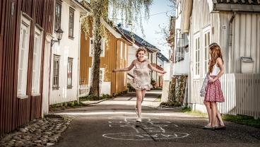 TKK bronse farge: «Playing in Nordbyen» – Rolf Kjæran