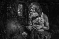 TKK sølv monokrom: «A quick smoke» – Geir Otlo Jartveit