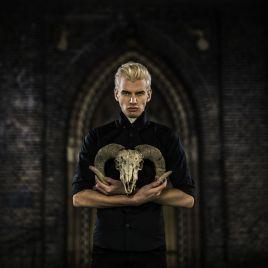 """Cato Romer: """"Dødens lærling"""". 2. plass i Under 25 år, vår 2019"""