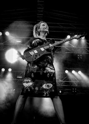 """Frode Fossvold-Jørum """"St. Vincent - Pstereofestivalen 2014"""""""