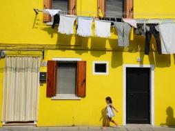 "Anne Katharine Dahl ""A yellow mellow day"""
