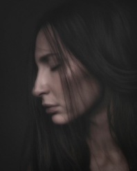 """TKK gull - farge: """"Inner Pain"""" Monica Skau Engell"""