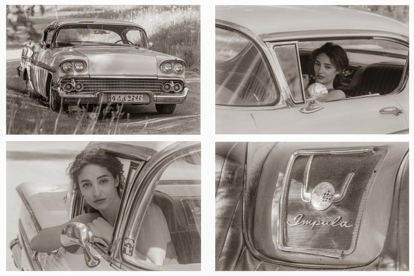 """Karoline Kvernvik """"Impala"""""""