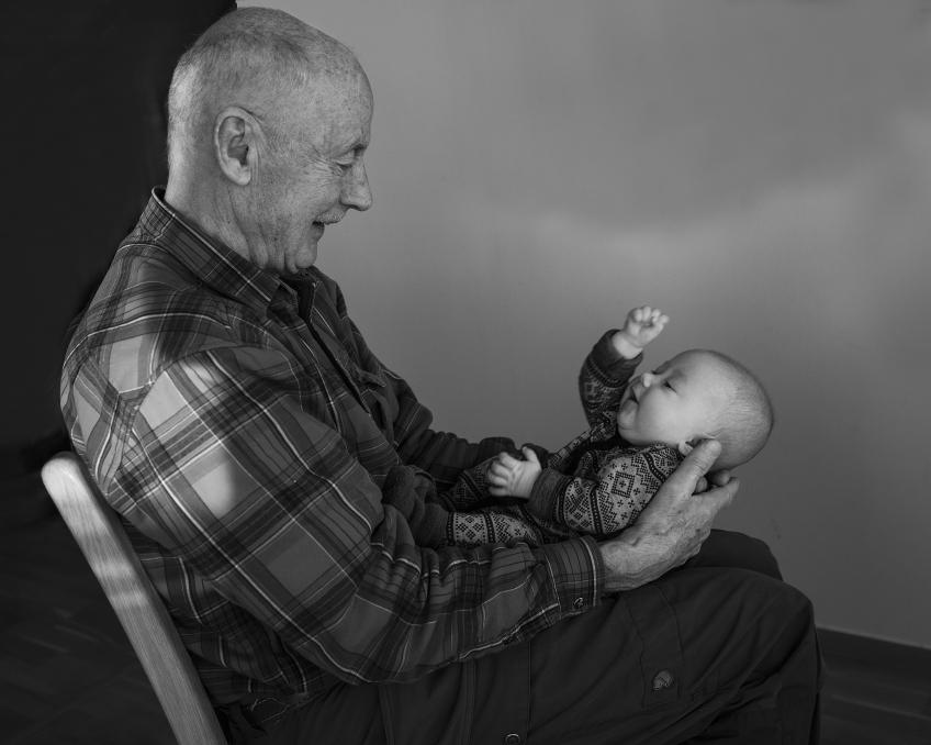 """Anne Margrete Vognild Einum, """"Hei morfar"""""""